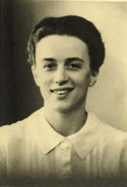 Mathilde Girault Fondatrice de La Résidence Sociale 1883-1974