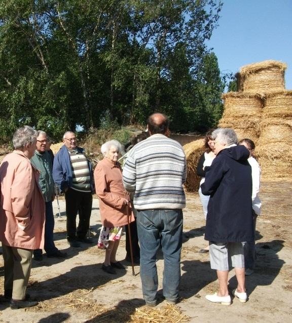 visite d'une ferme pédagogique 2011