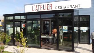 Restaurant l'Atelier à Stains