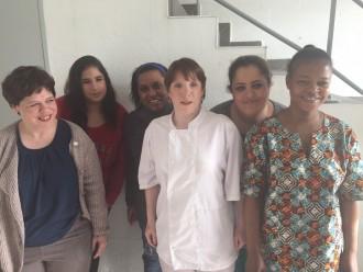 Journée de socio-esthétique aux ESAT Marville et Pleyel