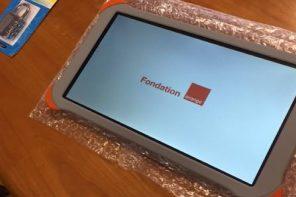 Des tablettes numériques pour les jeunes de l'EMP de Levallois-Perret