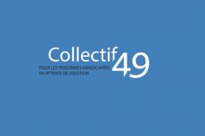 La Résidence Sociale s'assemble au Collectif 49: une mobilisation au nom des personnes sans solution en situation de handicap