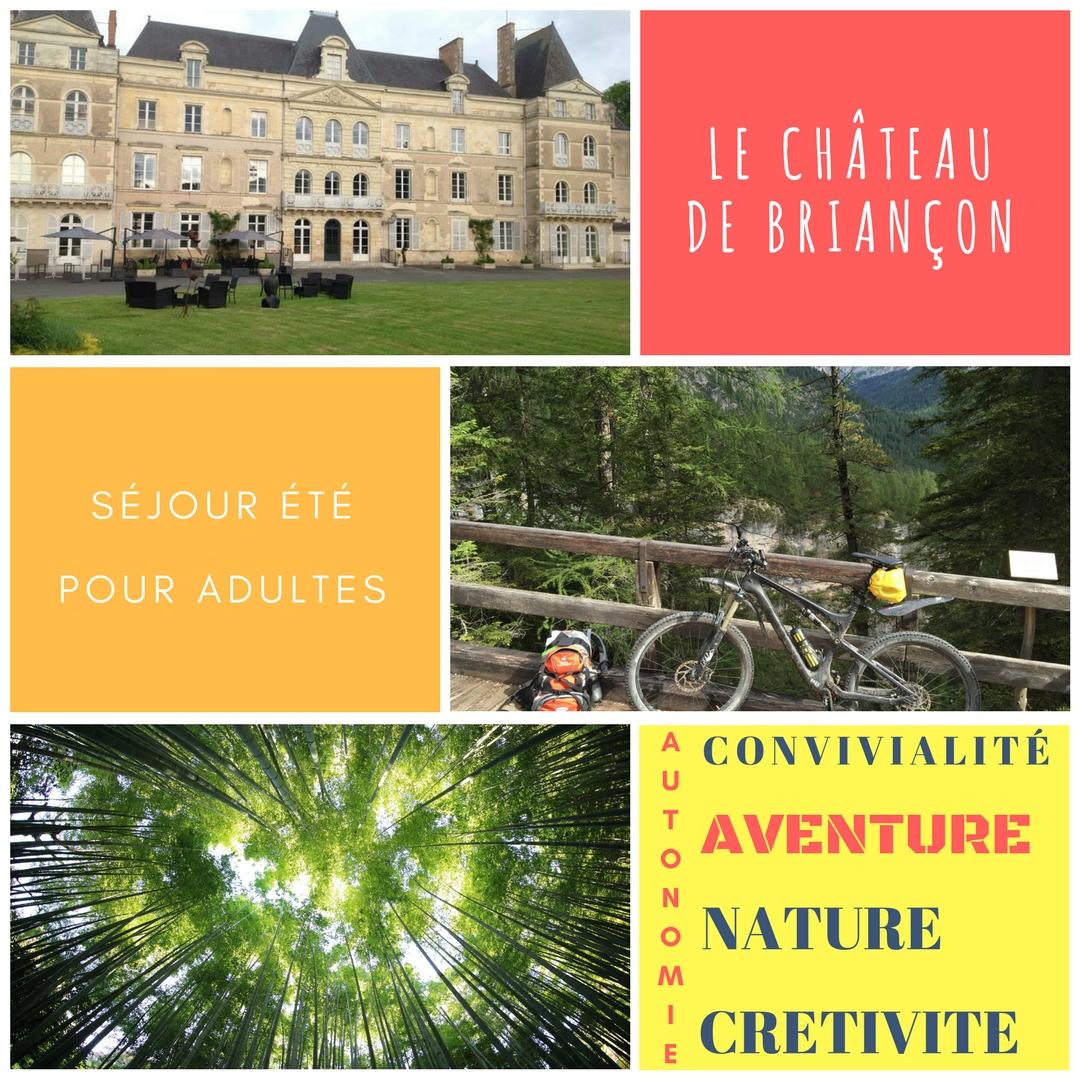 Visuel - Séjour CLH Adultes Le Château de Briançon