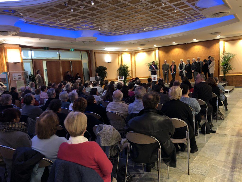 Discours du Maire de la Ville de Rueil-Malmaison