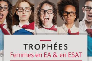 TROPHÉES FEMMES EN EA & EN ESAT
